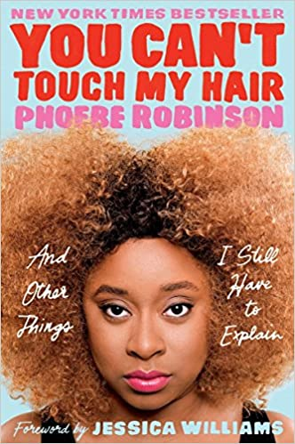 Image result for you can't touch my hair amazon