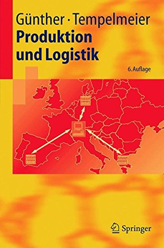 Produktion und Logistik (Springer-Lehrbuch) (German Edition) ebook