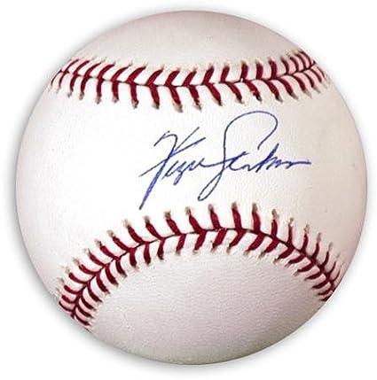 Sports Mem, Cards & Fan Shop Autographs-original Fergie Ferguson Jenkins Signed Baseball Autographed Auto Cubs Red Sox Hof