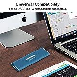 Yeenbonr Mini External SSD Hard Drive 512GB