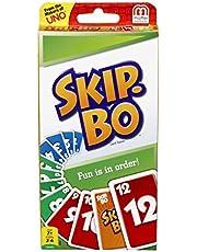 Skip-Bo Card Game, Strategic Card Game