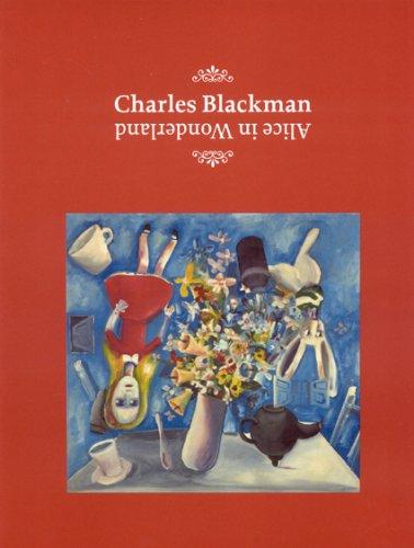 Charles Blackman: Alice in Wonderland