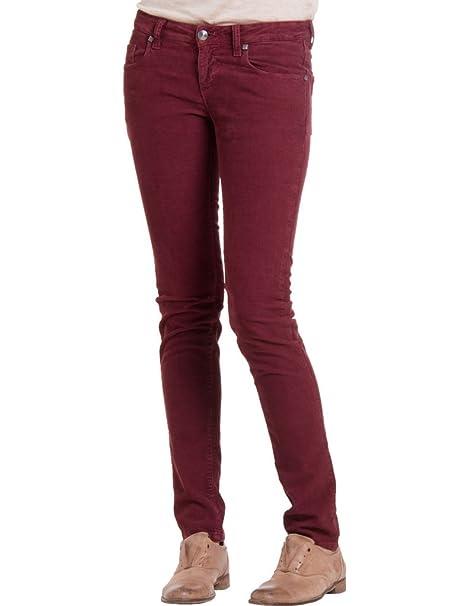 79594cc37 Carrera Jeans - Pantalón 777 para Mujer, Estilo Recto, Color Liso ...