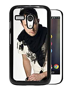 Beautiful Designed Cover Case With Vukasin Brajic Tshirt Hands Scarf Look For Motorola Moto G Phone Case