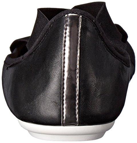 Fergalicious Kailyn Femmes US 7.5 Noir Sandales Compensés
