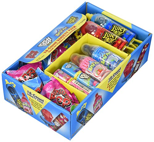 Bazooka Candy Variety Pack Count