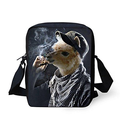 Bulldog Novelty Sac marron Bandoulière Chaqlin AFHqETwvE