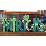 Happy St Patrick's Screen - Party Decorations & Room Decor