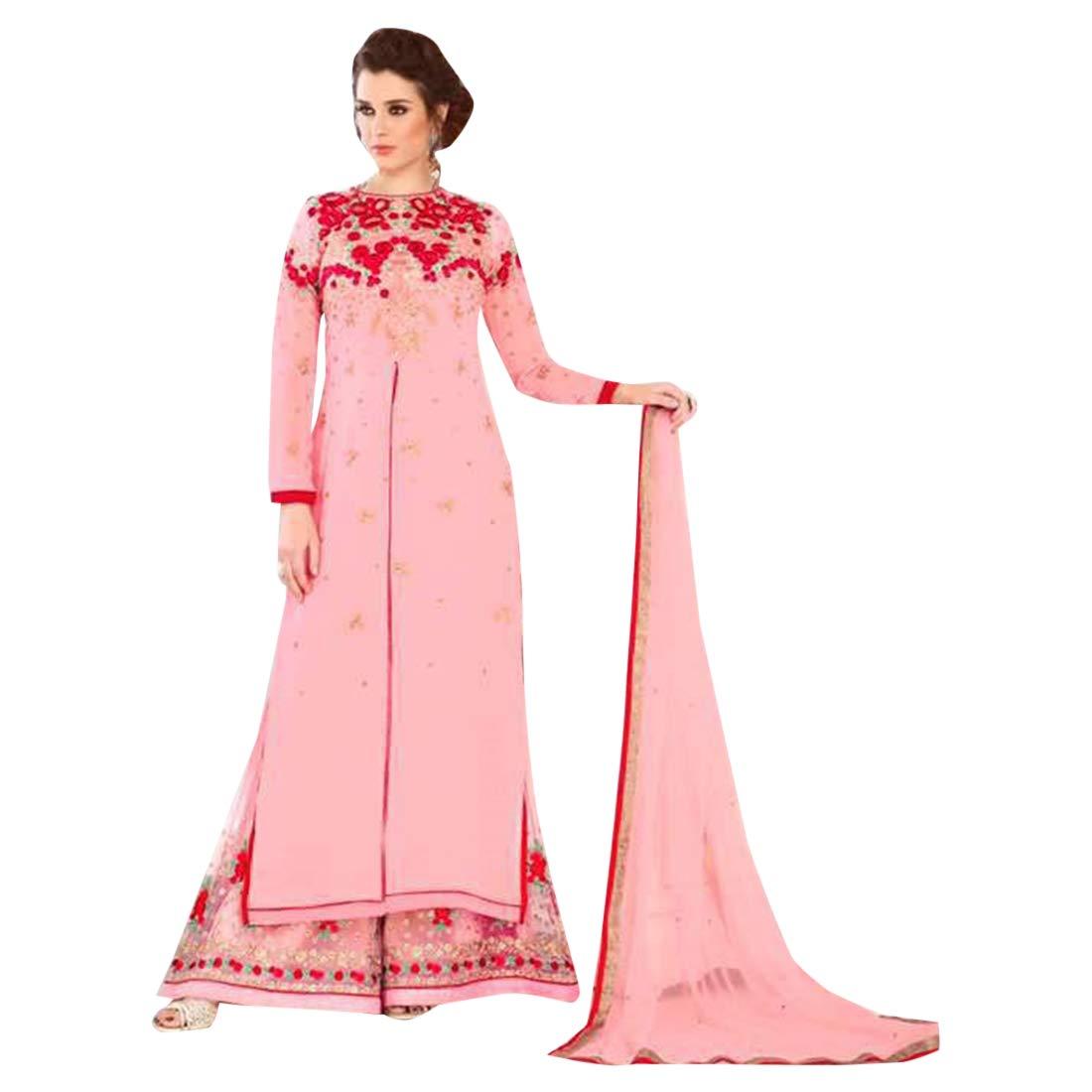 Traje de encaje indio pakistaní traje de las señoras de Salwar ...