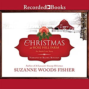 Christmas at Rose Hill Farm Audiobook