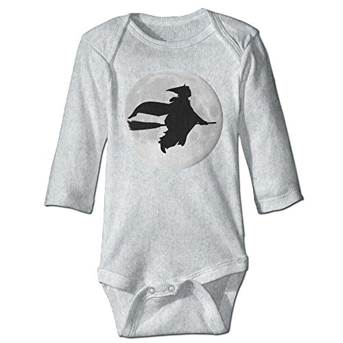 DW Baby Boo! A Madea Halloween Long Sleeve Climb Clothes Romper Ash 12 Months for $<!--$18.31-->