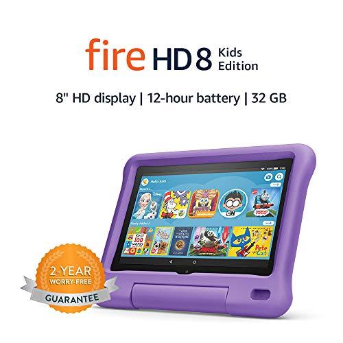 """Fire HD 8 Kids Edition tablet, 8"""" HD display, 32 GB,..."""