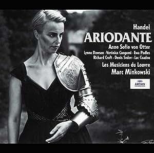 Handel - Ariodante / von Otter, Dawson, Cangemi, Podles, Croft, Sedov, Coadou, Les Musiciens du Louvre, Minkowski