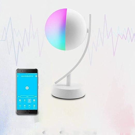 AIYA Dormitorio Simple WiFi Smartphone LED Lunar Smartphone ...