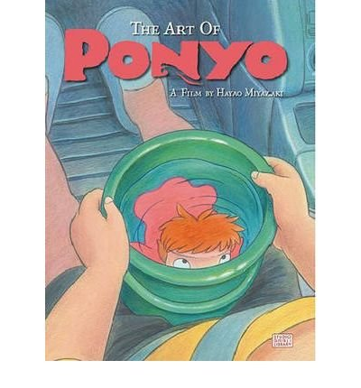 Art of Ponyo (Ponyo on the Cliff by the Sea) (Paperback) - Common