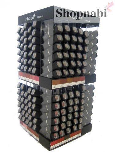 36pcs Lipstick Nabi Round Lipsticks (Wholesale -