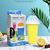 2021 New Quick-Frozen Smoothies Cup Homemade Slush