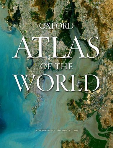 Atlas of the World by Oxford University Press