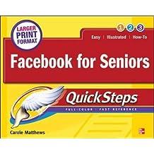 Facebook for Seniors QuickSteps