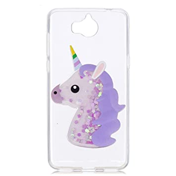 coque licorne pour huawei y5