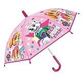 PAW PATROL 4666 40 cm Pink Childrens Umbrella