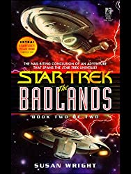 The Badlands Book Two: Bk. 2 (Star Trek: All)