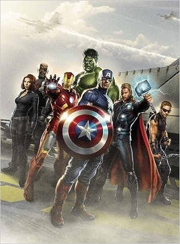 Book Avengers: Road to Marvel's The Avengers