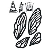 Spellbinders SBS-053 Donna Salazar Art Doll Accessories B Stamp Set