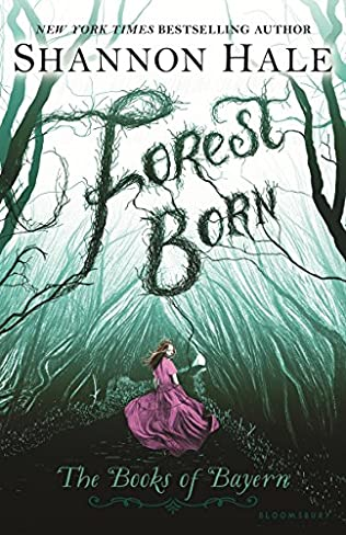 book cover of Forest Born