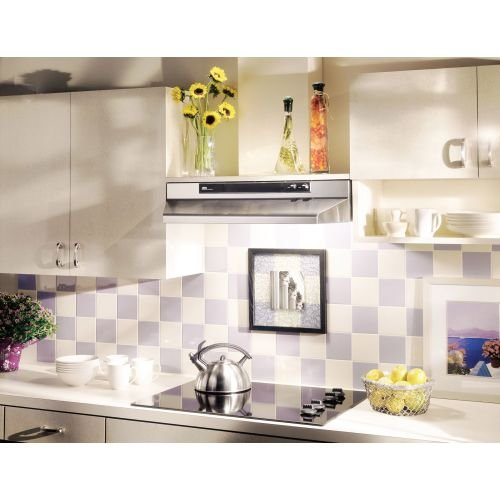 Broan 463004 Under-Cabinet Range Hood with Infinitely Adjustable Speed Control, 30-Inch, Stainless Steel