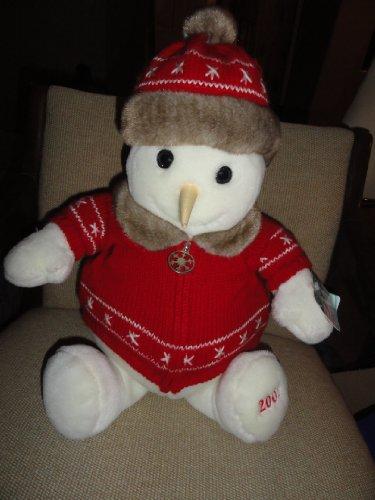 - Target 2001 Snowden Plush Snowman 21
