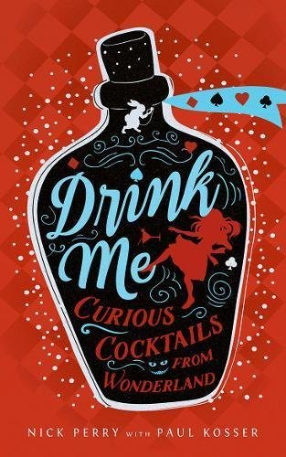 Drink Me! (Halloween Party Inspiration)