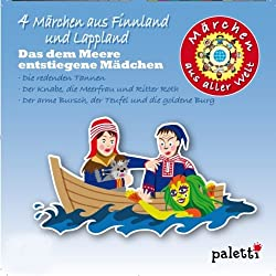 4 Märchen aus Finnland und Lappland (Märchen aus aller Welt)