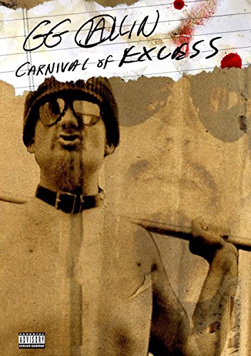DVD : G.G. Allin - Carnival of Excess (DVD)
