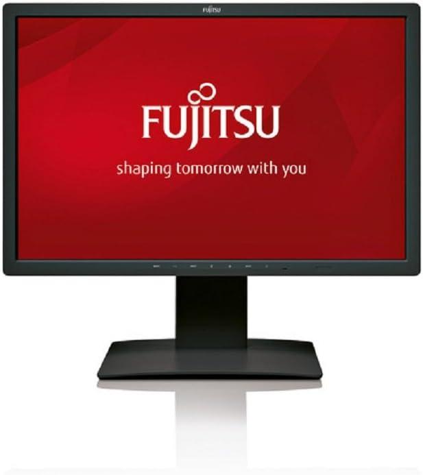 Fujitsu Displays B24 W 7 24 Full Hd Ips Matt Schwarz Computer Zubehör