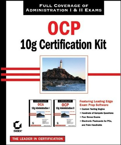 OCP: Oracle 10g Certification Kit (1Z0-042 and 1Z0-043) by Tim Buterbaugh (2005-04-01)