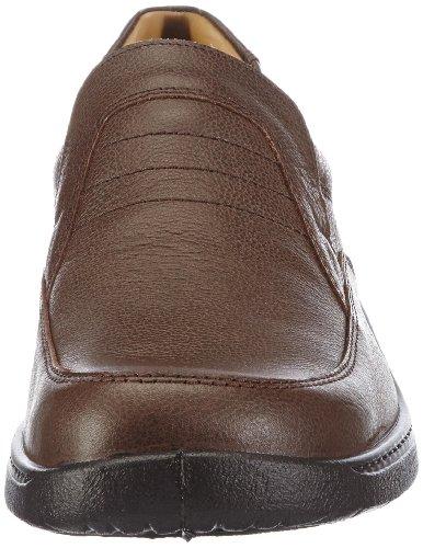 Jomos Feetback - Casual de cuero hombre Marrón (Braun (Capucino))