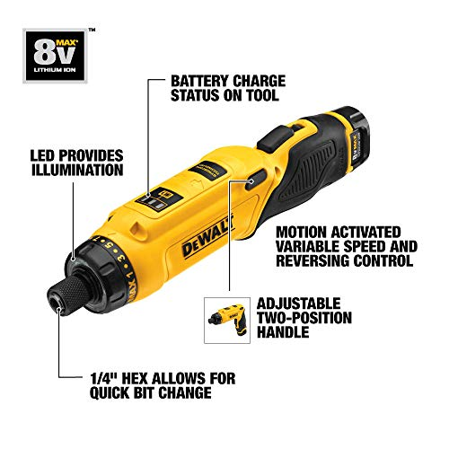 Buy compact cordless screwdriver