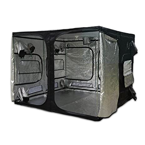 Oasis 8u0027 x 8u0027 Reflective Material Hydroponic Light u0026 Odor Elimination Plant Grow Tent  sc 1 st  Amazon.com & Amazon.com : Oasis 8u0027 x 8u0027 Reflective Material Hydroponic Light ...