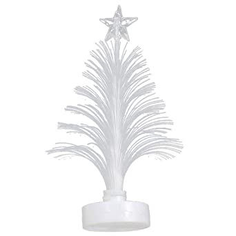 xiak Luz nocturna LED Árbol de Navidad Party Home Escritorio Decoración Multicolor lámpara: Amazon.es: Iluminación