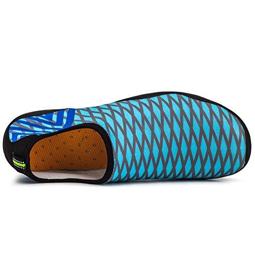 secado Lake caminar Swim Garden Deportes descalzos amantes C para Yoga los cómodos de Aqua zapatos rápido de Shoes Shoes Beach Los x0qZT1ww