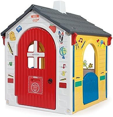 INJUSA-20334 Casa de juguete School Party, multicolor, 21 x 10 x 5 cm (20334): Amazon.es: Juguetes y juegos