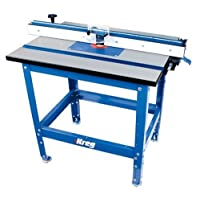 Kreg PRS1040 Precision Router Table System review