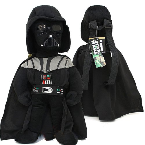 Star Wars Darth Vader 20 Plush Backpack - BRAND NEW _ Licensed Product