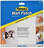 Homax Group 5506 Heavy Duty Self Adhesive Wall Repair Patch, 6-Inch x 6-Inch Picture