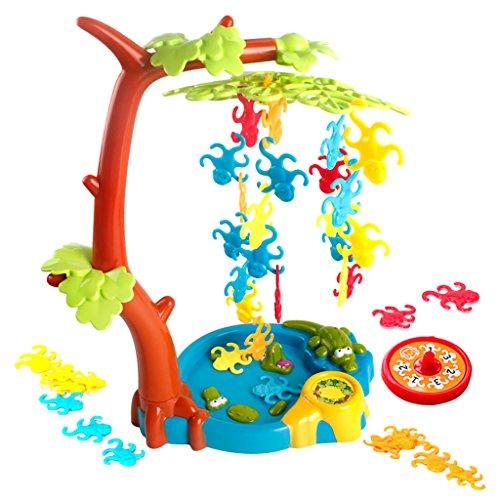 Kesoto 子供の贈り物 猿ハンギングおもちゃセット 挑戦ゲーム 互動 親子交流 勝利を得る おもちゃ 高品質 プレゼント バランス能力