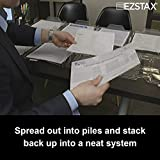 EZSTAX File Organizers - Letter Size, Stackable