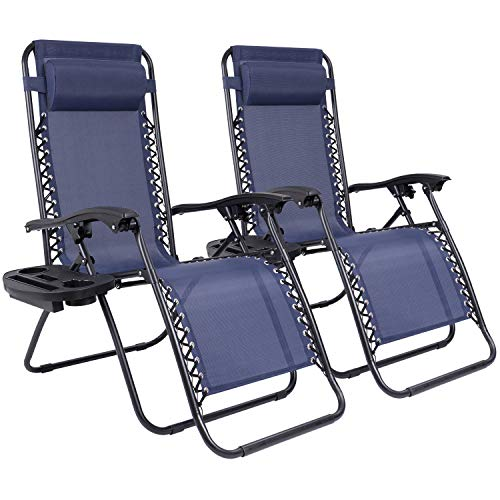 Best zero gravity chair 2 pack oversized to buy in 2019