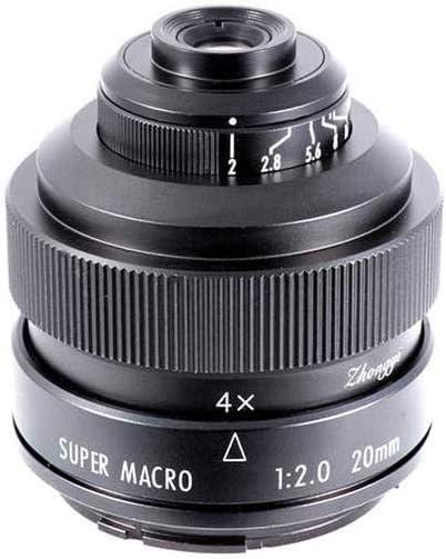 Zhongyi Mitakon Creator 20mm F Kamera