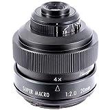 Mitakon Zhongyi 20mm f/2 Super Macro for Nikon Mount DSLR Cameras